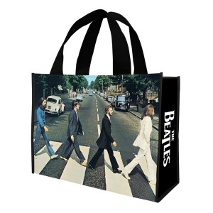 Abbey Road Large Recycled Tote