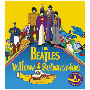 Yellow Submarine 50th Edition Hard Cover