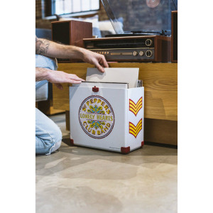 Sgt. Pepper Crosley Record Carrier Case