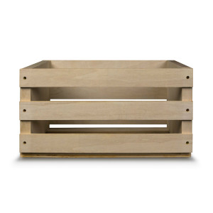 Apple LP Crosley Storage Crate