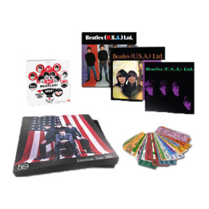 The Beatles Replica Memorabilia Box Set