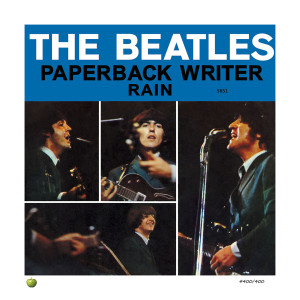 Paperback Writer Lithograph