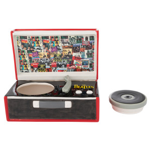 The Singles Collection Record Player Cookie Jar
