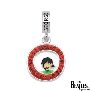Yellow Submarine Window George Charm