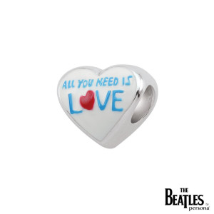 All You Need Is Love Beads 925 Sterling Silver