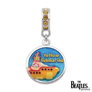Beatles Yellow Submarine Dangle