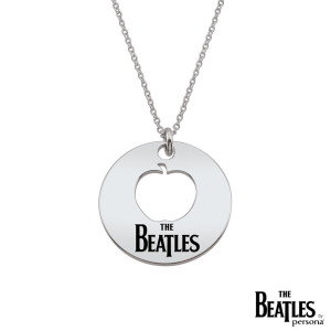 Beatles Apple Necklace