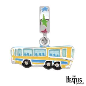 Beatles 925 Mystery Bus Dangle