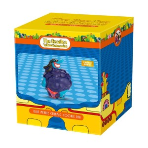 Yellow Submarine Blue Meanie Cookie Jar