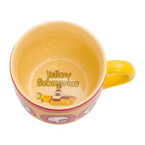 Yellow Submarine 20 oz. Ceramic Soup Mug