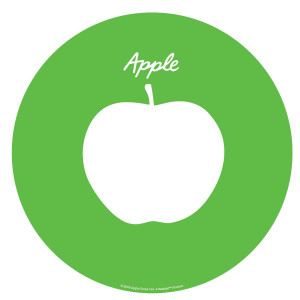 Apple Logo Slip Mat