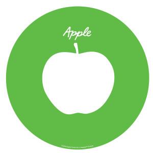 Apple Logo Slip Mat
