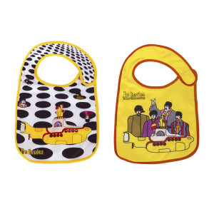 The Beatles Bib 2 Pack