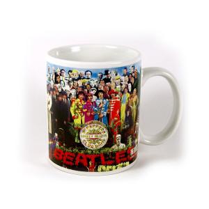 Sgt. Pepper's Logo Mug