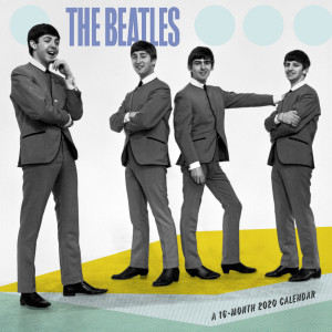 The Beatles 2020 Mini Wall Calendar
