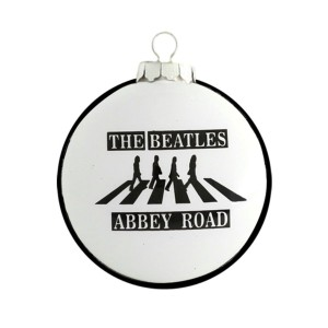 Abbey Road Disc Ornament