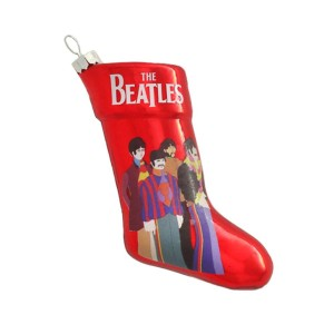 The Beatles Stocking Ornament