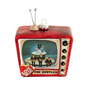 The Beatles TV Ornament
