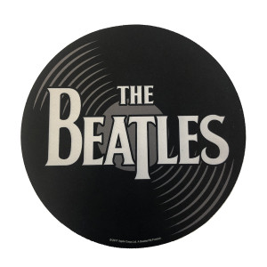 The Beatles Record Mousepad