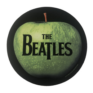 The Beatles Green Apple Mousepad