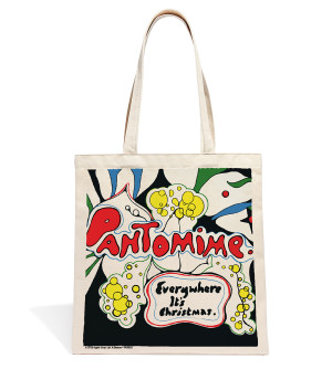 Pantomime: Everywhere It's Christmas Tote
