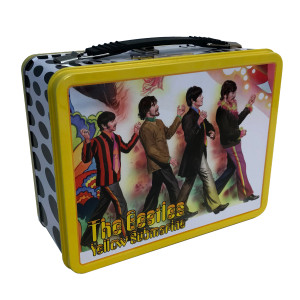 Alex Ross Yellow Submarine Lunchbox