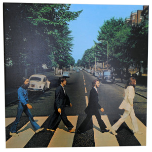 Abbey Road Square Print