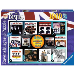 Albums 1964-66 (1000 pc Puzzle)