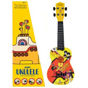 Yellow Submarine Character yellow Ukulele