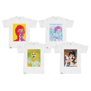 "The Beatles ""1"" T-Shirt Box Set"