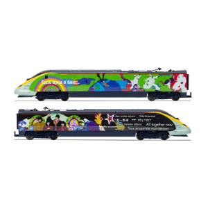 Eurostar 'Yellow Submarine' Train Set