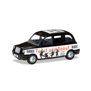 Twist and Shout London Taxi