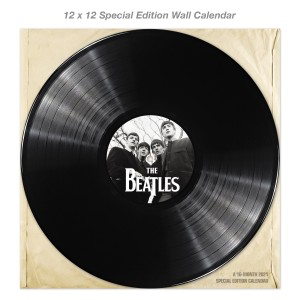 Beatlemania 2021 Calendar Set – Collector's Edition