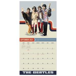 Rock & Roll 2021 Wall Calendar