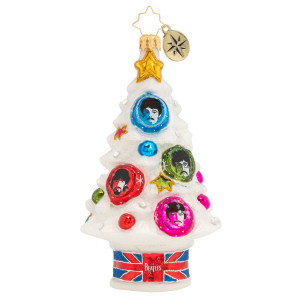 Sgt Pepper's Hearts Club Tree