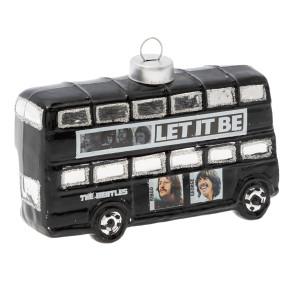 Let It Be Bus Ornament