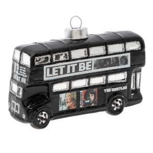 Let It Be Bus Ornament