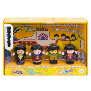 Little People Yellow Submarine Set