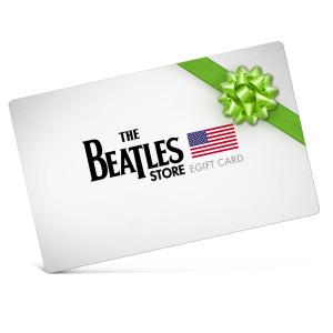 The Beatles Store eGift Card