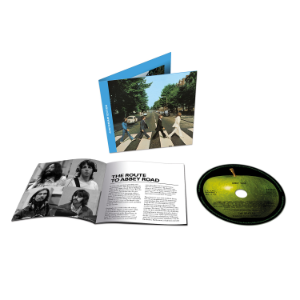 Abbey Road Anniversary Edition (1CD)