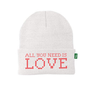 All You Need Is Love Beanie