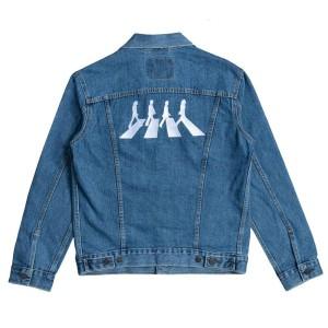 Abbey Road Blue Levi's Denim Jacket