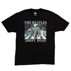 Abbey Road Bar Color Black T-Shirt