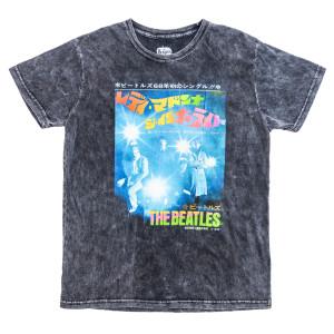 Kanji Japan Live Flash T-Shirt