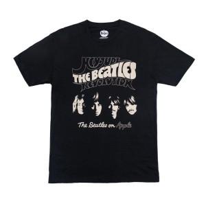 The Beatles (White Album) on Apple T-Shirt