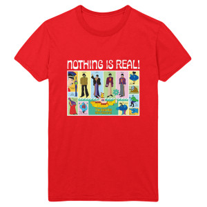 Yellow Submarine 50th Anniversary Red T-Shirt