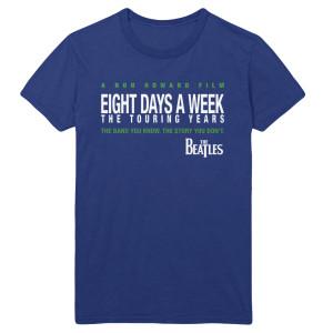 Eight Days A Week Blue T-Shirt