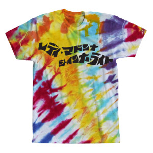 Lady Madonna/The Inner Light Tie-Dye Tee