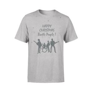 Happy Christmas White Kids T-Shirt