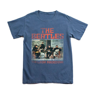 Lady Madonna Washed T-Shirt